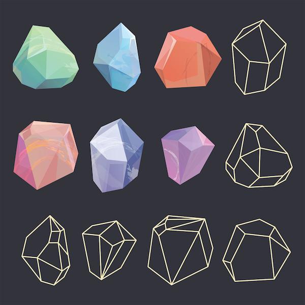 3 - Heal me, Crystals! Image