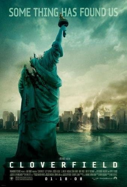 Episode image for Cloverfield (2008) | Discussion/Review