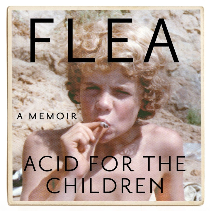 Book Review:  Acid For The Children by Flea