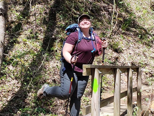 Episode #65 - Melissa Zimmerman (a Trail Dames story)
