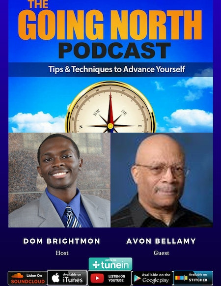 """64 - """"From Prison Sentence to Bible School Dean"""" with Avon J. Bellamy Image"""