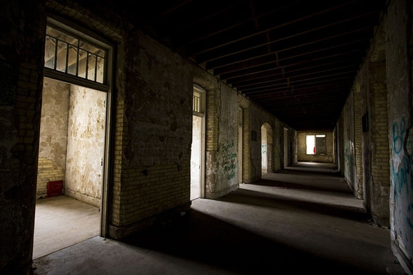 Most Haunted Asylums Image