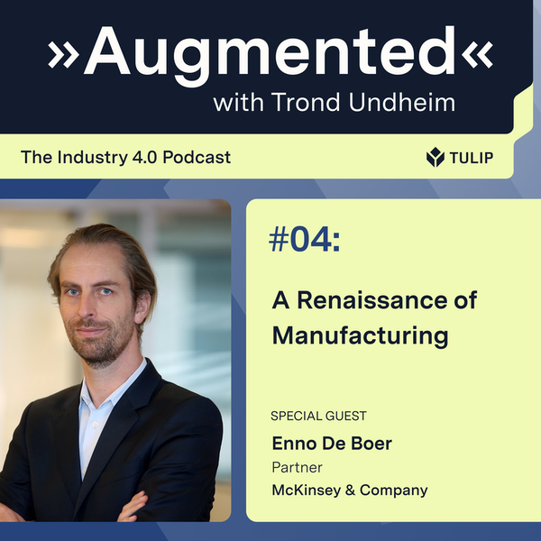A Renaissance in Manufacturing Image