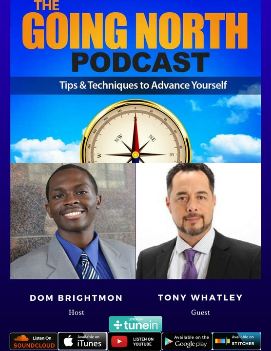 """82 - """"Side Hustle Millionaire"""" with Tony Whatley (@365Driven)"""