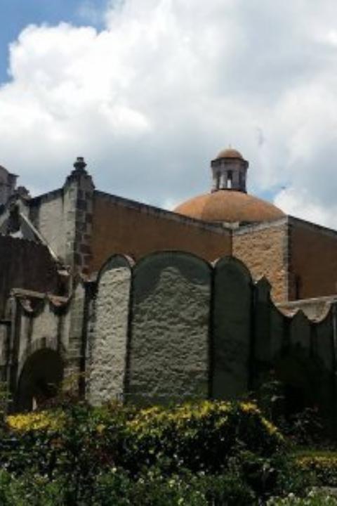 Ex Convento del Desierto de los Leones (Ex convent of the Desert of Lions)