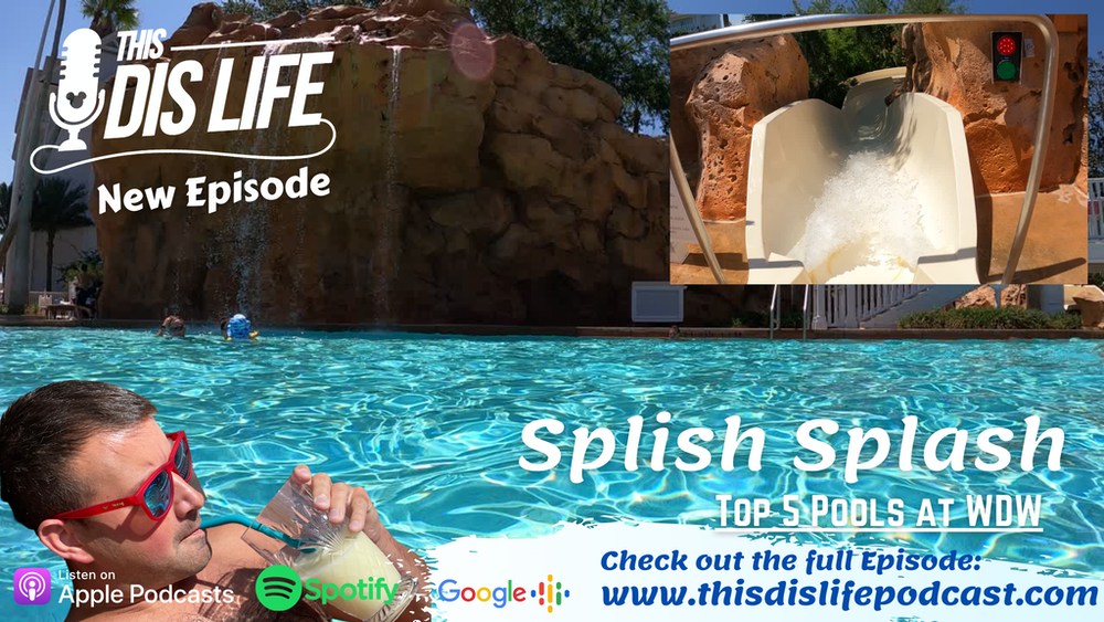 Splish Splash: Top 5 Pools at WDW Resorts