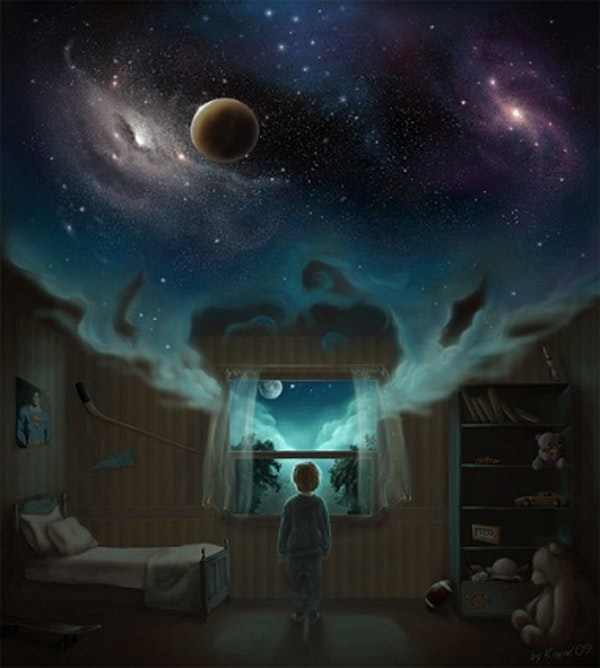 Lucid dreaming with E.S. Fein