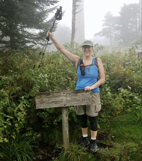 "Episode #39 - Mary ""Angel"" Stewart (Section Hiker Mountains to Sea Trail)"
