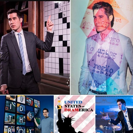 Episode 47 - David Kwong, puzzler and magician Image