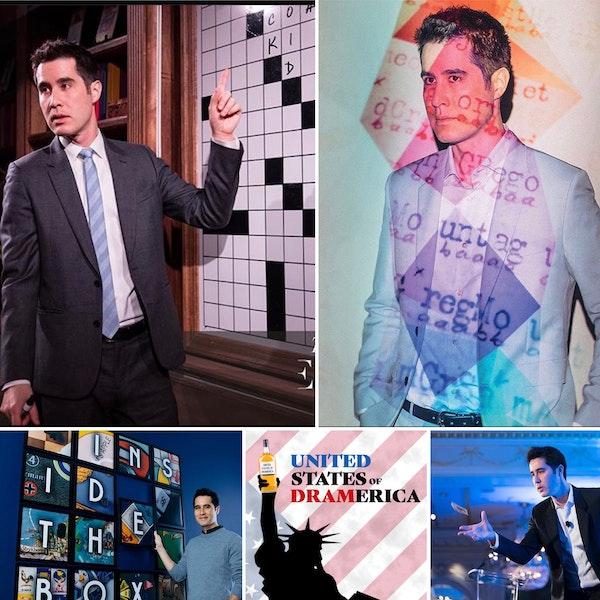 Episode 47 - David Kwong, puzzler and magician