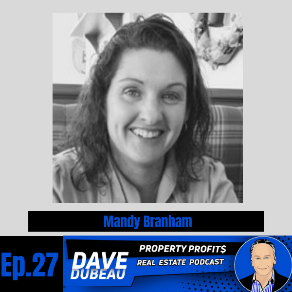 Levelling up your Investing with JV Queen Mandy Branham Image