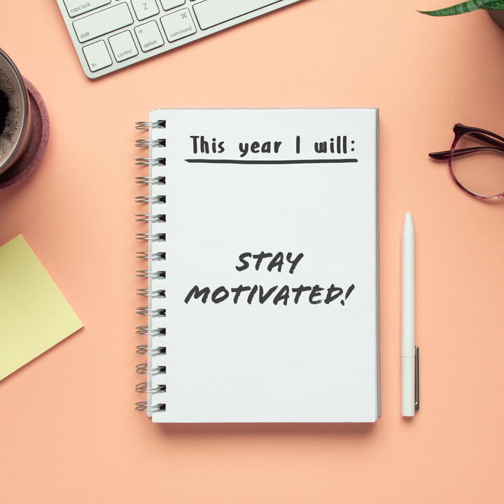 3 Ways To Stay Motivated in 2021 - E25