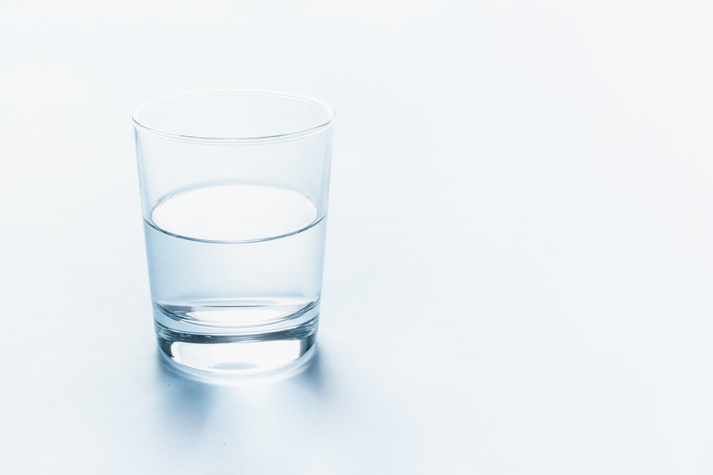 Closing Thought of the Week: The Glass Half Full - E18