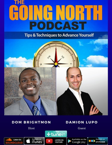 "47 - ""Black Belt Wealth"" with Damion Lupo (@damionlupo) Image"