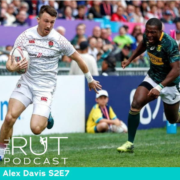 Alex Davis, England 7s Rugby Player: Grief is Love with Nowhere to Go Image