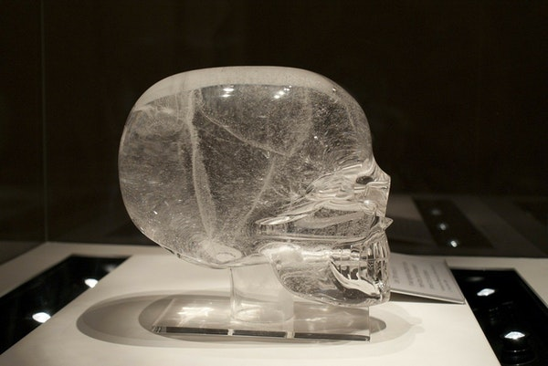 Secrets of The Crystal Skulls