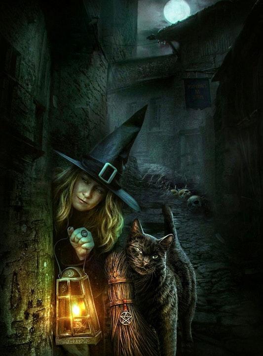Cat Magic - Spells & Charms