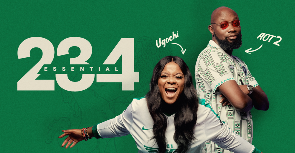 234 Essential: What One Year Of Podcasting in Nigeria Feels like