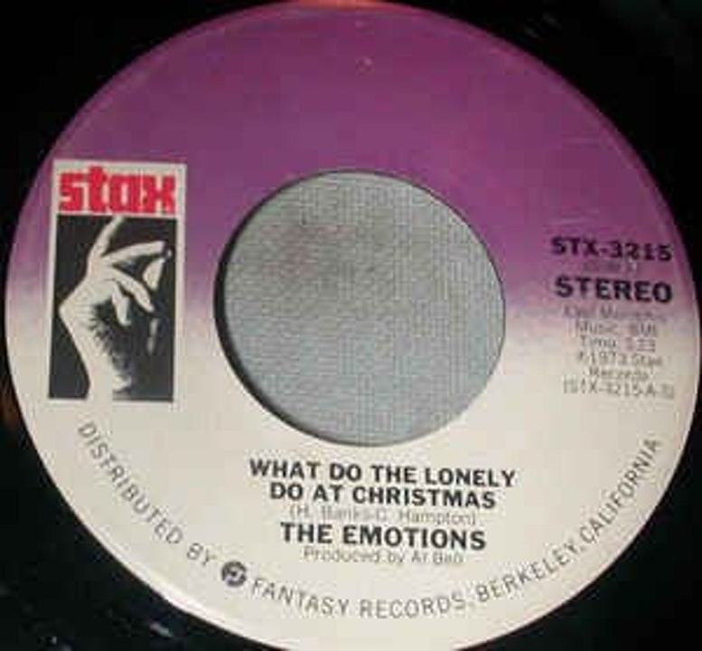 What do the lonely do at Christmas?