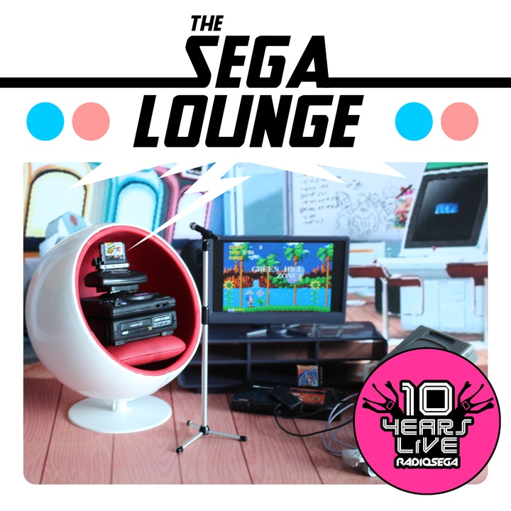 105 - RadioSEGA: 10 Years LiVE Special