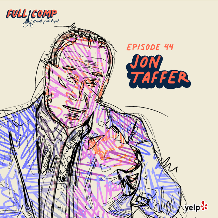Episode image for A Bulletproof Plan for Success: Jon Taffer of Bar Rescue