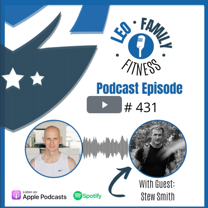 How To Get Prepared For The Job with Stew Smith from Tactical Fitness Report