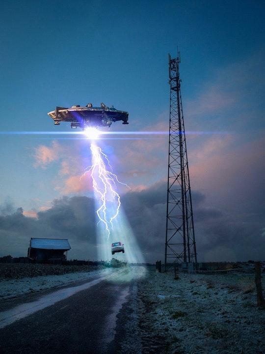 The Genesis 6 Conspiracy - Aliens & Elementals Image