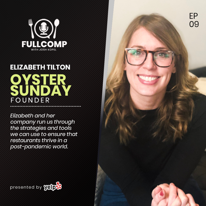 Episode image for This is Your Plan to THRIVE: Elizabeth Tilton, founder of Oyster Sunday