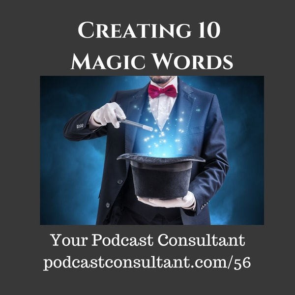 Creating 10 Magic Words