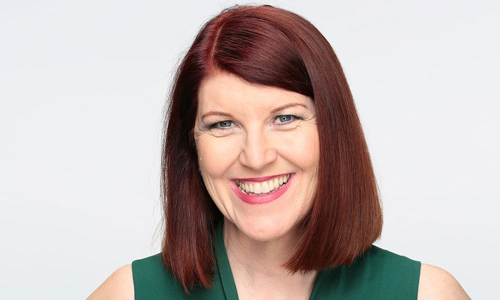 """A Brett Allan Show Exclusive! """"The Office"""" Star Kate Flannery Talks About Her Upcoming Tour with Jane Lynch """"Two Lost Souls"""" and Life in the """"New World"""""""