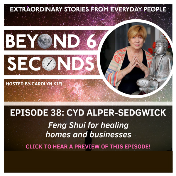 Episode 38: Cyd Alper-Sedgwick – Feng Shui for healing homes and businesses Image