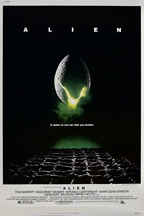 Episode image for Alien (1979)   Discussion/Review