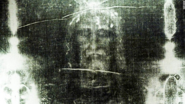 The Truth About The Shroud of Turin Image
