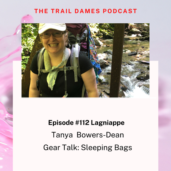 Episode #112 Lagniappe - Gear Talk with Tanya Bowers-Dean