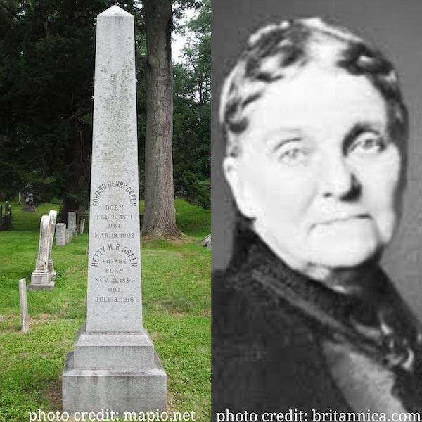 Episode 9 - An American Christmas Carol Immanuel Cemetery, Bellows Falls, Vermont Image