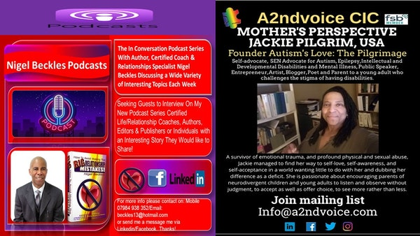 In Conversation with Mental Health Awareness Advocate Jackie Pilgrim