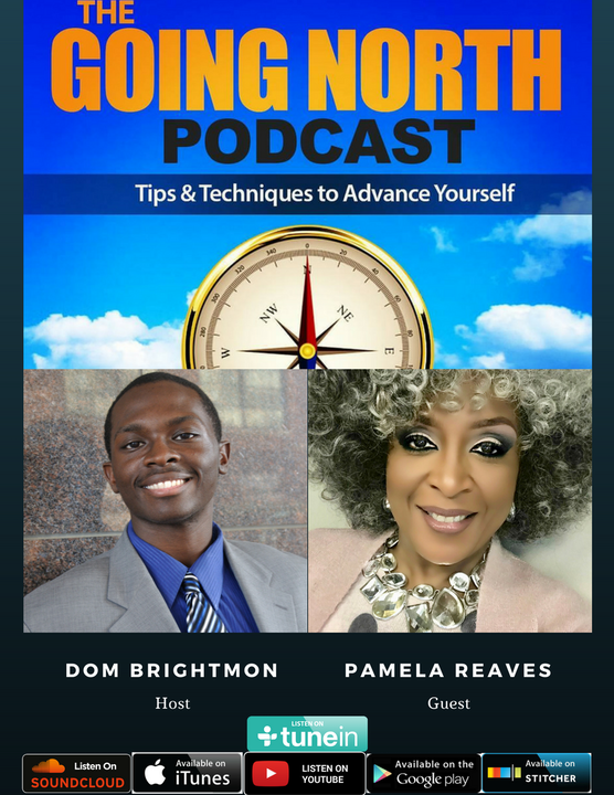 """31 - """"Power Living"""" with Pam Reaves (@pamela_reaves)"""