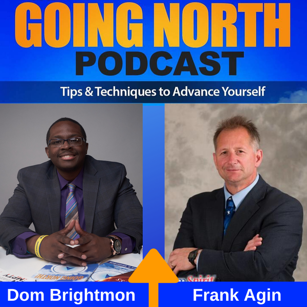 "239 – ""Foundational Networking"" with Frank Agin (@frankagin) Image"