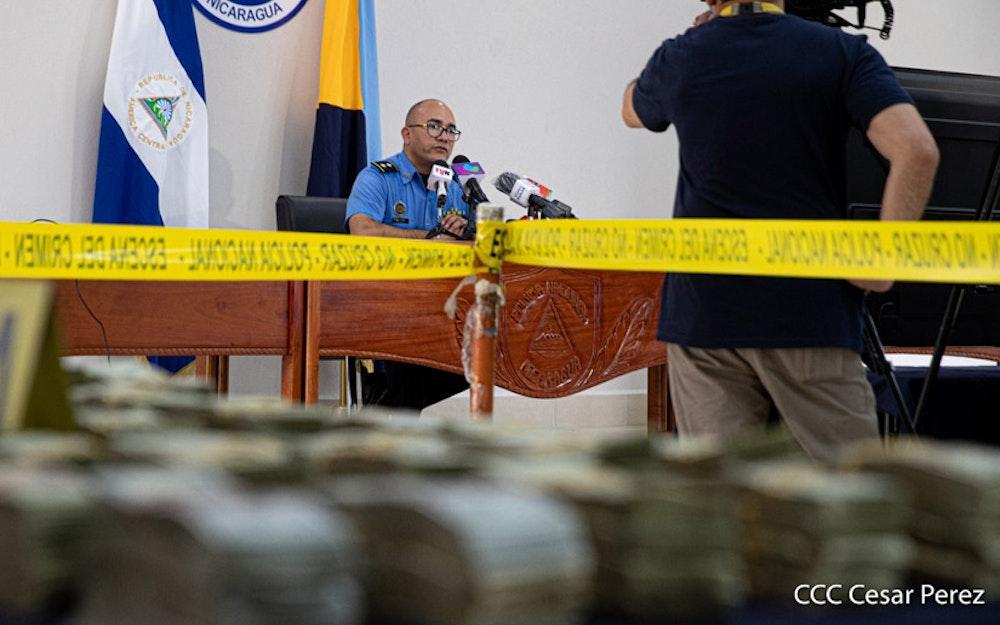 ¿A dónde va el dinero incautado por la Policía?