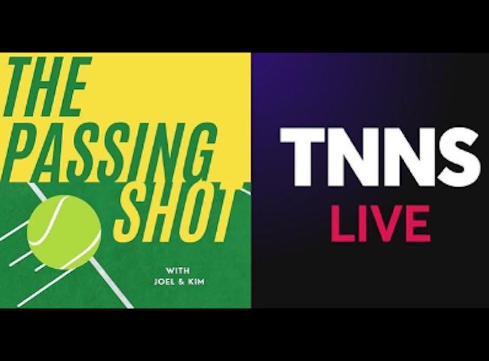 The Passing Shot x TNNS partnership