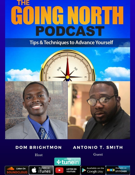 "#GNPYear1 Bonus Episode 2 - ""Building An Economic Legacy"" with Antonio T. Smith Jr. (@TheATSJr) Image"