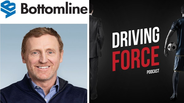 Episode 7: Bottomline Technologies CEO Rob Eberle on Leadership Image