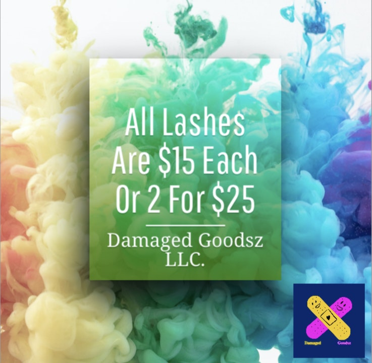 I Now Have Lashes Available!