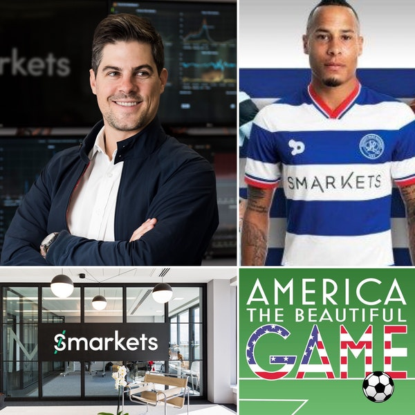 Matchday 4 - Jason Trost, founder of Smarkets Image