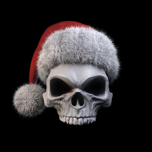 58: MERRY SCARY CHRISTMAS!!! Image