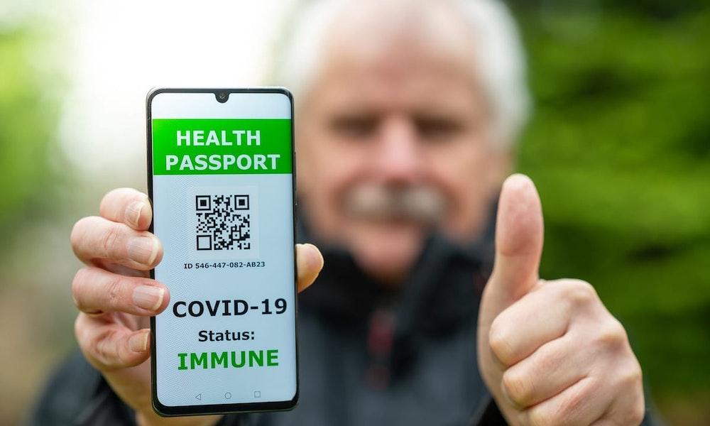 Primer sistema digital Blockchain de registro de vacunación contra el COVID-19 es colombiano