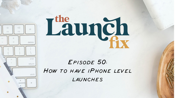 How to have iPhone level launches