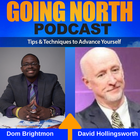 "Ep. 314 – ""Get Out the Door"" with David Hollingsworth, MBA (@holliworks) Image"