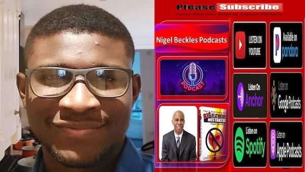 Anthony Nwaneri Podcast Marketing Expert & Author Image
