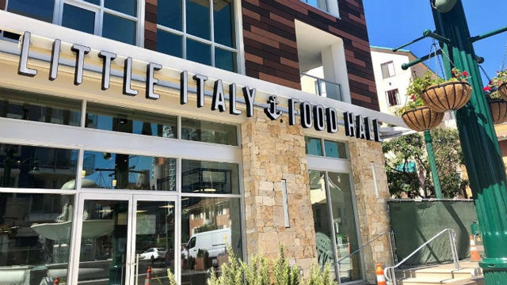 3 Things you MUST check out in Little Italy Food Hall